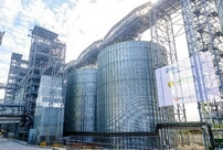 Grand Opening of Grain Terminal in Nikolaev Sea Port